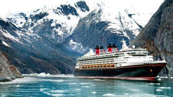 2018 bietet Disney Cruise Line Alaska-Kreuzfahrten ab Vancouver in Kanada an. Foto: Disney Cruise Line/Kent Phillips