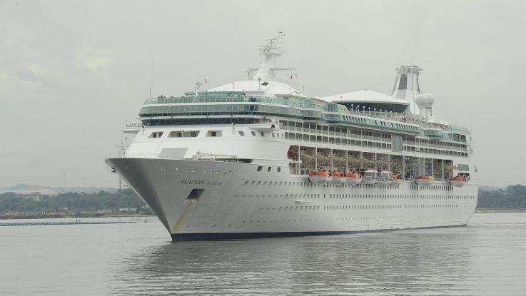 Die Rhapsody of the Seas. Foto: Royal Caribbean International