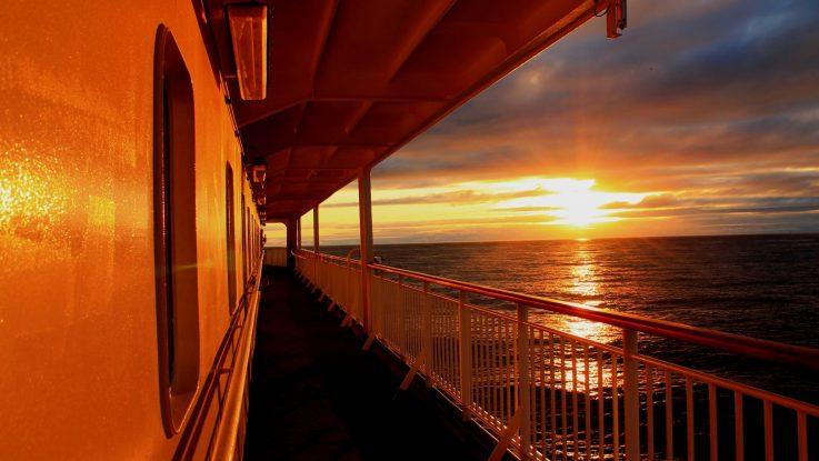 Romantisches Norwegen erleben. Foto: Hurtigruten