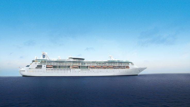 Die Die Grandheur of the Seas. Foto: Royal Caribbean International