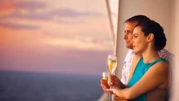 Nicht nur am Valentinstag gibt es Romantik an Bord der Norwegian Flotte. Foto: Norwegian Cruise Line