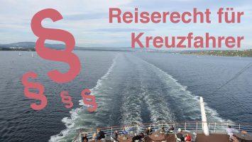 Streitfälle auf dem Meer. Die Würzbürger Tabelle schafft Orientierung. Foto: CruiseStart.de