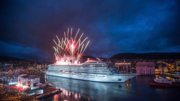 Die Viking Star. Foto: Viking Cruises