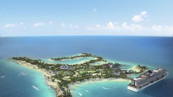 2018 wird Ocean Cay MSC Marine Reserve eröffnet. Foto: MSC Kreuzfahrten
