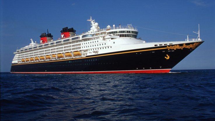 Die Disney Wonder. Foto: Disney Cruise Line
