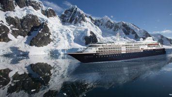 Nach umfangreicher Umrüstung wird das Expeditionsschiff mit Einklasse vielfältige Reisen anbieten. Foto: Silversea Cruises