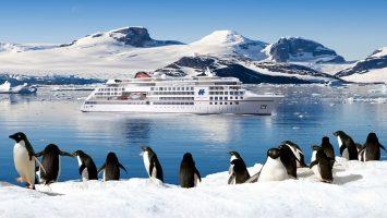 2019 starten die zwei neue Expeditionsschiffe von Hapag Lloyd Crusies. Foto: Hapag Lloyd Cruises