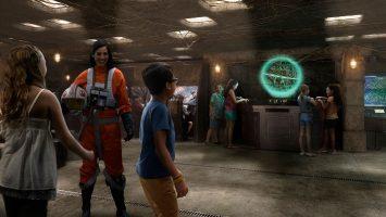 Star Wars an Bord der Disney Fantasy, in Zukunft stehen viele neue Möglichkeiten zur Verfügung. Foto: Disney Cruise Line