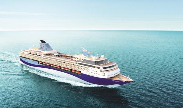 Die Mein Schiff 1 wird als TUI Explorer zu Thomson Cruises wechseln. Thomson Cruises