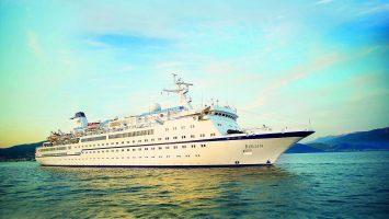 Die MS Berlin von FTI Cruise. Foto: FTI Cruise
