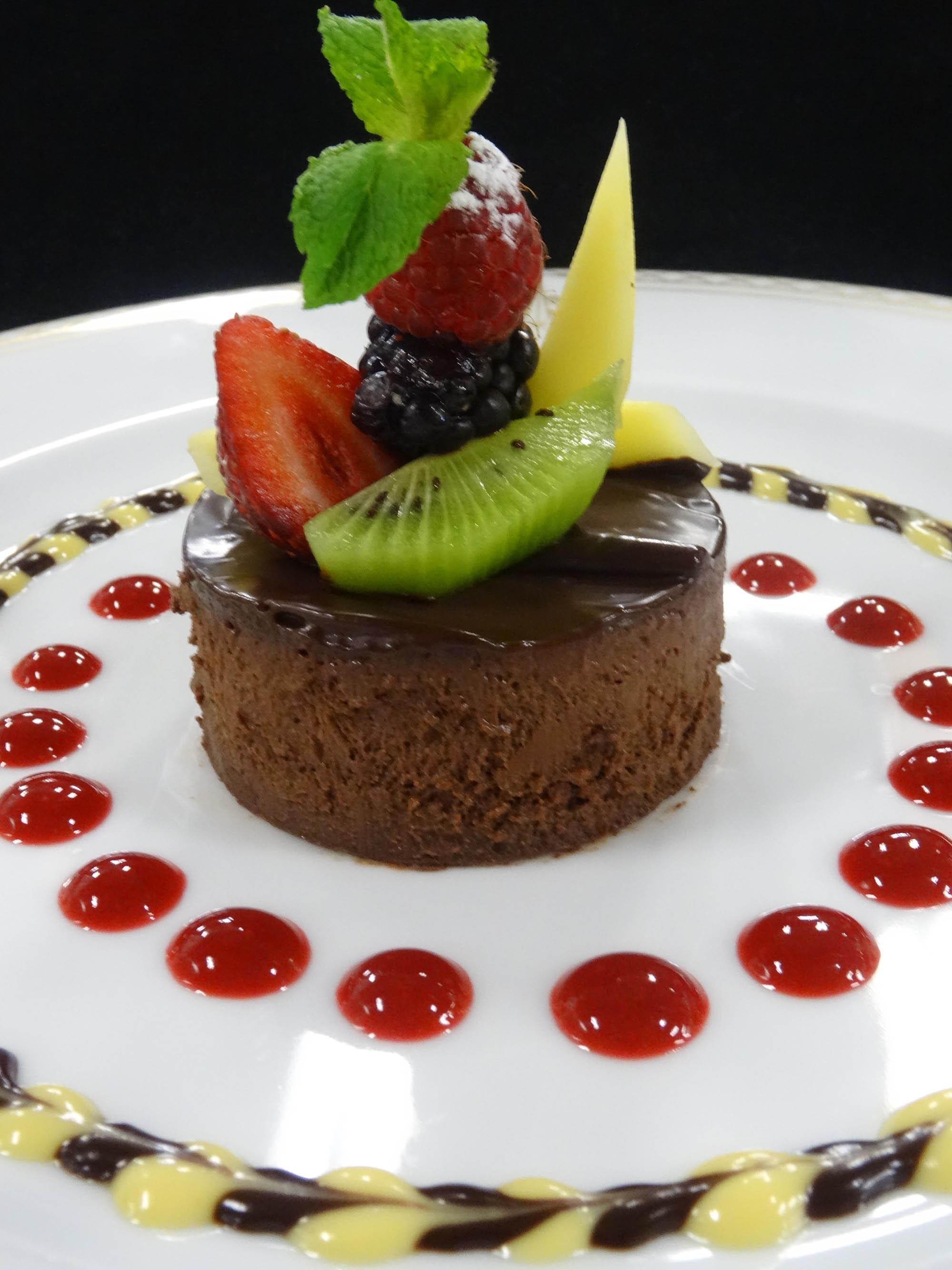 Vegane Speisen an Bord bei Oceania Cruises. Foto: Oceania Cruises