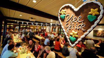 AIDA Wiesn Spezial - Oktoberfest an Bord der AIDAprima und AIDAperla. Foto: AIDA Cruises