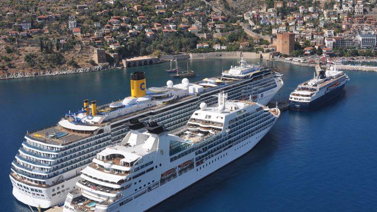 Der Hafen in Antalya. Foto: goturkey/FVA Türkei