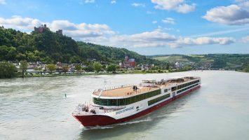 Die MS Rhein Symphonie kreuzt ab 2018 für nicko cruises. Foto_ nicko cruises