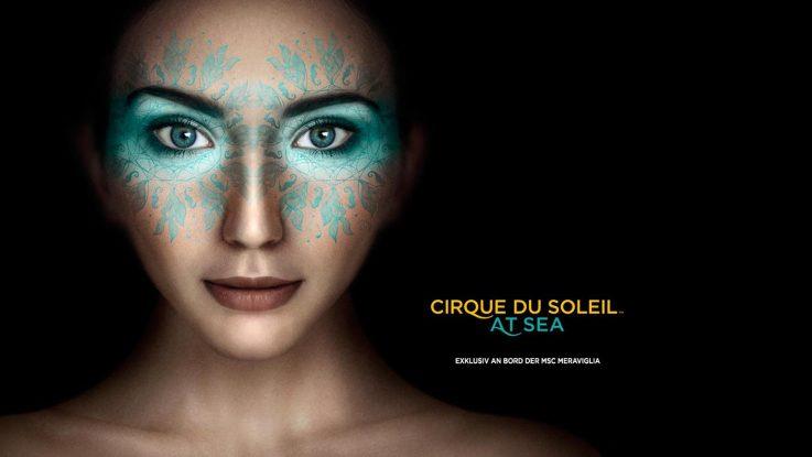 Cirque du Soleil auf MSC Meraviglia und MSC Bellissima. Foto: MSC Kreuzfahrten