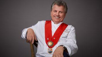 Master Chef Rudi Sodamin. Foto: Holland America Line