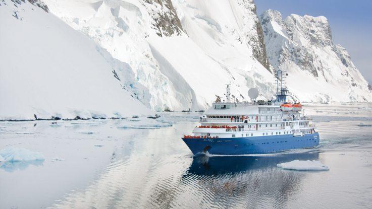 Die Sea Spirit startet nach umfangreichen Modernisierungsmaßnahmen in die neue Saison. Foto: Poseidon Expeditions