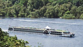 2018 startet Fred. Olsen Cruise Line mit der Brabant auf dem Fluss. Foto: Fred. Olsen Cruise Line