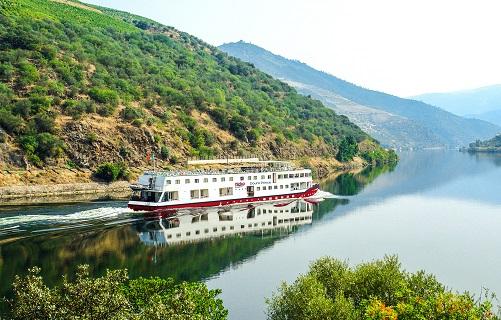 Im kommenden Jahr wird die MS Douro Prince die nicko cruises Flotte in Portugal verstärken. Foto: nicko cruises