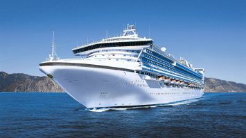 Auch die Star Princess ist mit deutschsprachiger Bordbetreuung unterwegs. Foto: Princess Cruises