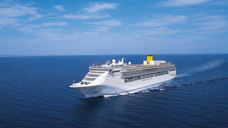 Die Costa Victoria kehrt in das Mittelmeer zurück und die Costa neoClassica verlässt die Flotte. Foto: Costa Kreuzfahrten