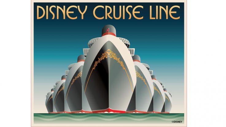 Disney Cruise Line verkündet den dritten Neubau. Foto. Disney Cruise Line