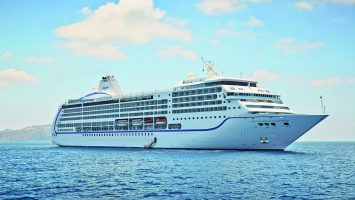 Die Seven Seas Mariner von Regent Seven Seas. Foto: Regent Seven Seas Cruises