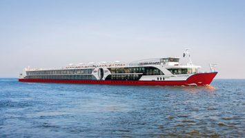 2018 startete nicko cruises mit dem Neubau nickoVISION. Foto: nicko cruises