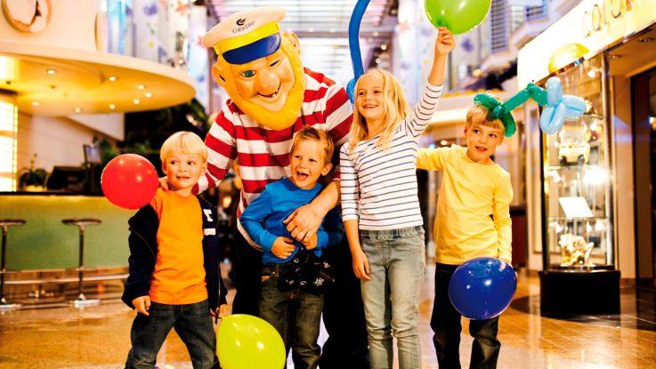 Kids zahlen nix ist das Motto bei Color Line in den Ferien. Foto: Color Line GmbH /Morten Rakke Photography
