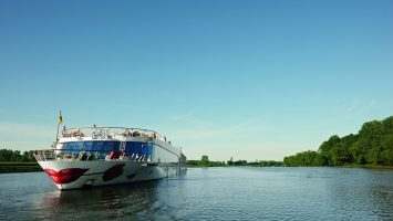 Bewerbertage an Bord von A-Rosa. Foto: A-Rosa Flusskreuzfahrten