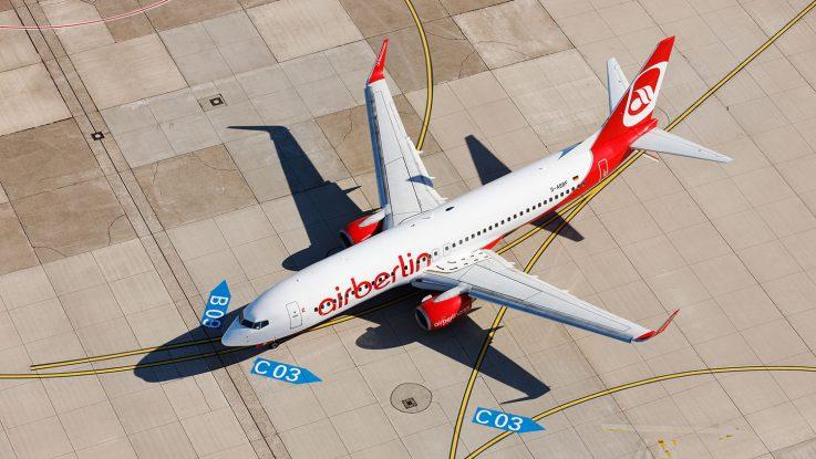 Individuell anreisende Kreuzfahrtpassagiere müssen sich kümmern. Foto: Air Berlin