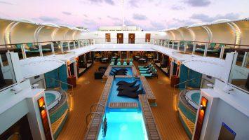Exklusiv für Gäste von The Haven. Foto: Norwegian Cruise Line