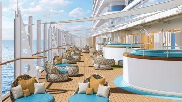 Das Body and Soul Spa. Foto: AIDA Cruises