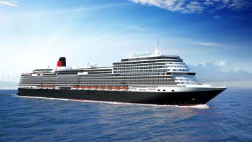 So soll das vierte Schiff der Cunard-Flotte aussehen. Illustration: Cunard