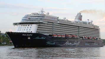 Die Mein Schiff 6 startet ab September 2017 in Bayonne (New York). Foto: André Lenthe