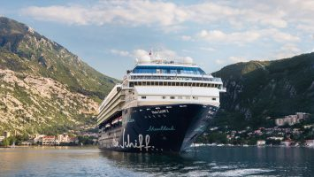 Ab Sommer 2018 startet die Mein Schiff 2 in Triest. Foto: TUI Cruises