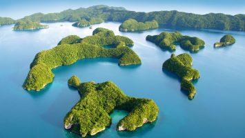 Traumhafte Ziele wie Palau warten auf die Gäste der MS Bremen bei der West-Pazifik Expedition. Foto: Hapag Lloyd Cruises