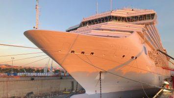 Die Costa Magica wird modernisiert. Foto: Costa Kreuzfahrten