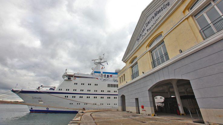 Im dritten Jahr in Folge kreuzt die Berlin rund um Kuba. Foto: FTI Cruises