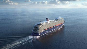 Vorfreude auf die Neue Mein Schiff 1 Foto: TUI Cruises