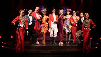 Vier Auftritte vom Zirkus Roncalli finden 2018 an Bord der MS Europa 2 statt. Foto: Hapag Lloyd Cruises