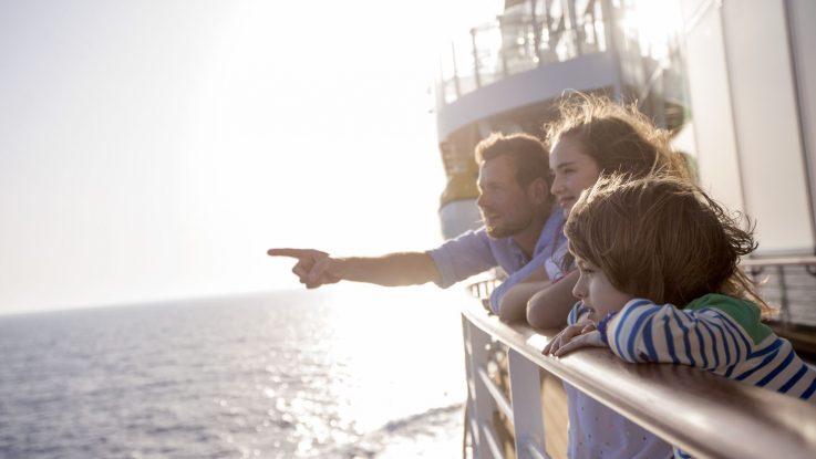 Neue Familienkabinen an Bord der AIDAprima und AIDAperla. Foto: AIDA Cruises