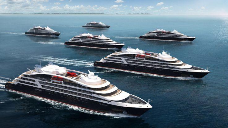 Zwei weitere Schiffe für Ponant. Foto: Ponant/Stirling Design International