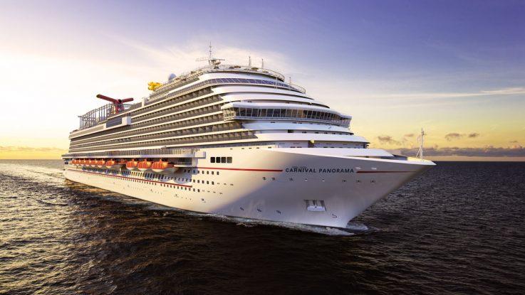 Buchungsstart für die Carnival Panorama. Foto: Carnival Cruise Line