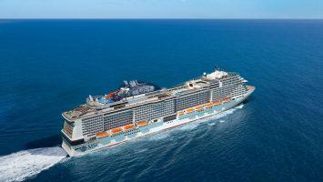 Die MSC Bellissima wird im Frühjahr 2020 in Asien positioniert. Foto: MSC Cruises