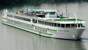 Die komplett umgebaute MS van Gogh wird ab Mai auch eine neue Kreuzfahrt-Route anbieten. Foto. CroisiEurope