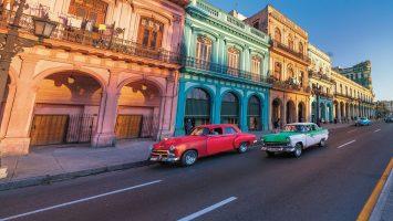 Klassische Autos säumen die Straßen von Havanna auf Kuba. Foto: Royal Caribbean International