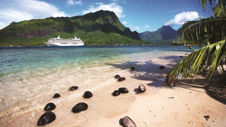 Hochsee-Kreuzfahrtprogramm von Crystal Cruises . Foto: Crystal Cruise