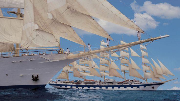 Star Clipper fährt nun auch Borneo an. Foto: Star Clippers