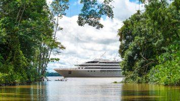 Tropische Expeditionen mit Ponant. Foto: Ponant/Studio Ponant/ Servane Roy Berton